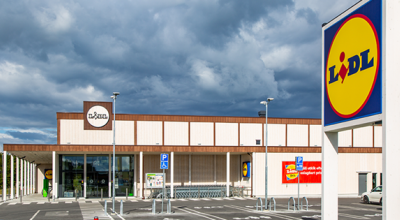 Lidl Visby har ISOVER Plus