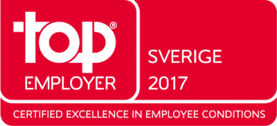 Top Employer logo 2017