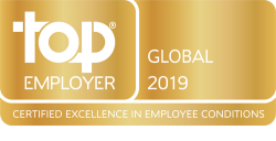 Top Employer logo 2019